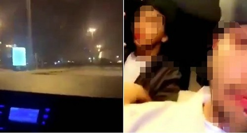 5575 Riyadh Police arrested 4 people for traveling during curfew | by Life in Saudi Arabia