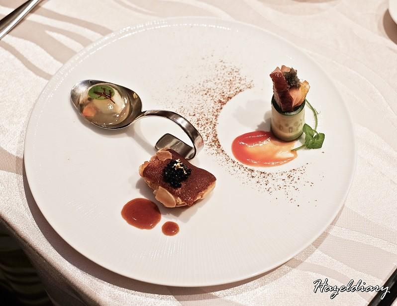 Wan Hao Chinese Restaurant-Trio Combination Platter