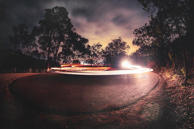 Zig Zag Bend - Gooseberry, Western Australia