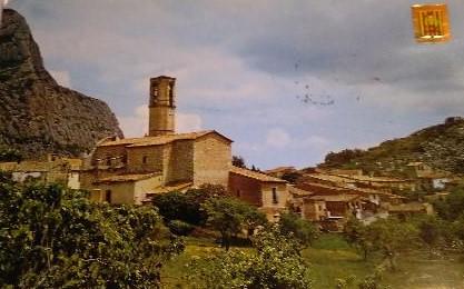 poble Collbató