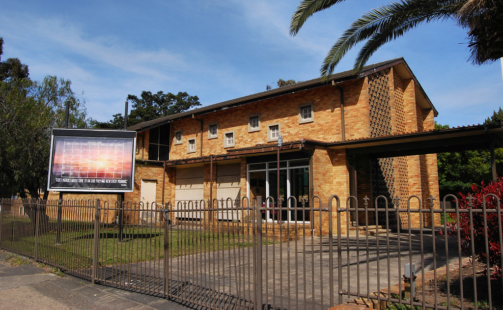St Alban's Anglican Community Church, Belmore, Sydney, NSW.