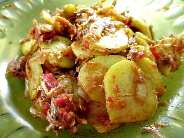 Melissa's sambal ikan bilis & kentang