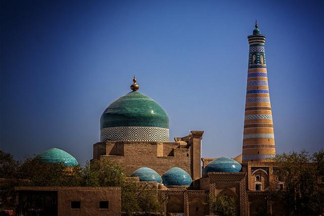 Islam Khodja Minaret