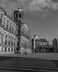 Amsterdam - Pandemic crisis 2020