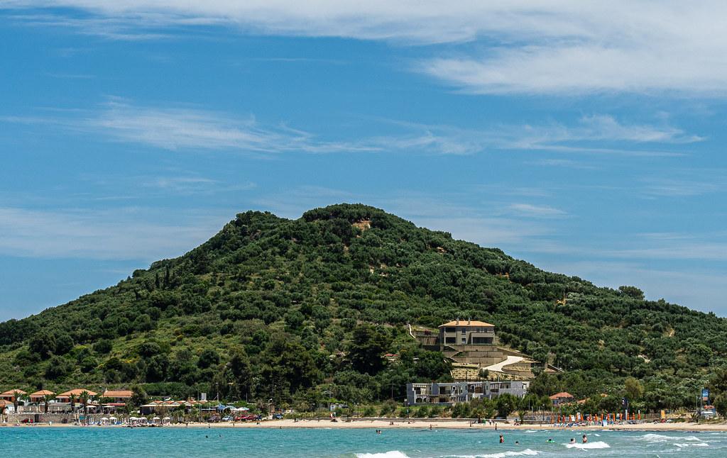 Alykanas Beach on Zante (Zakynthos - Greee) (Olympus OM-D EM5.2 & Panasonic Lumix G 35-100mm f2.8 Zoom) (1 of 1)