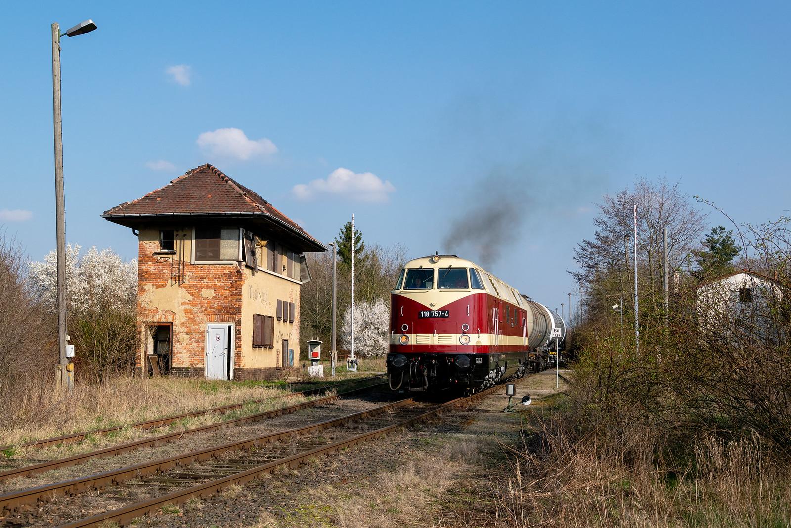 118 757 in Meuselwitz