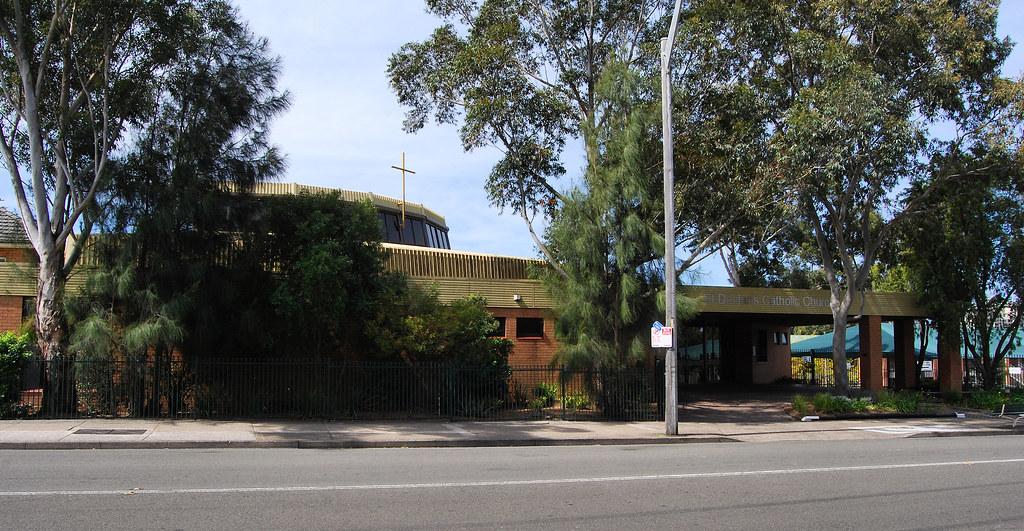 St Declans Catholic Church, Penshurst, Sydney, NSW.