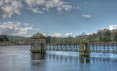 Lower Laithe Reservoir - Stanbury - Nr Howarth