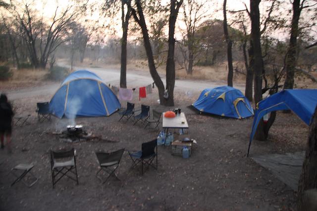 Botswana-Campo