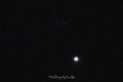 Venus & The 7 Sisters (Pleiades)