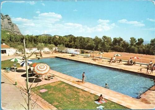 piscina urbanització Ollé Collbató