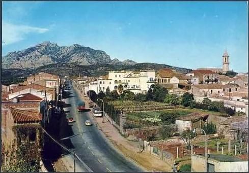 carretera general Esparreguera