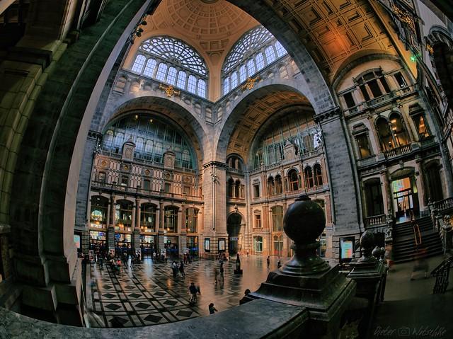 Antwerp - Railway station (8)
