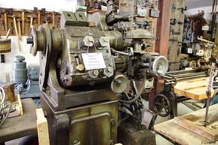 1951 Schmotzer Säge u. Schärfmaschine