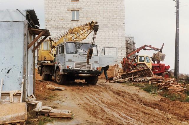 Jelcz 325 Gdynia - Karvyni 08-09-1990a