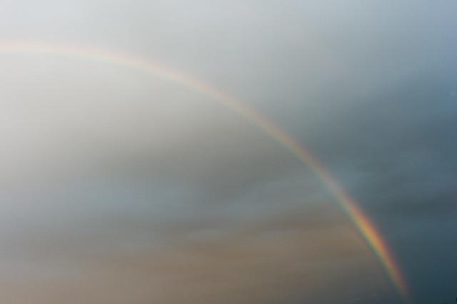 いつかの虹