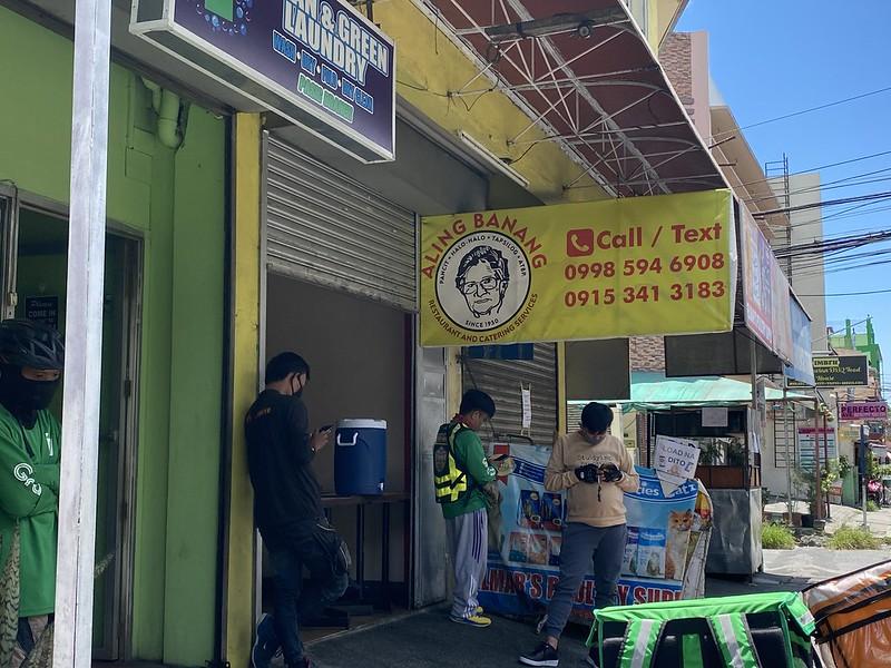 Aling Banang's, Santa Lucia
