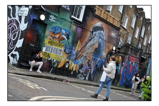LONDON STREET ART by ASPIRE