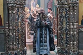 02.04.2020 | Литургия в Иверском монастыре