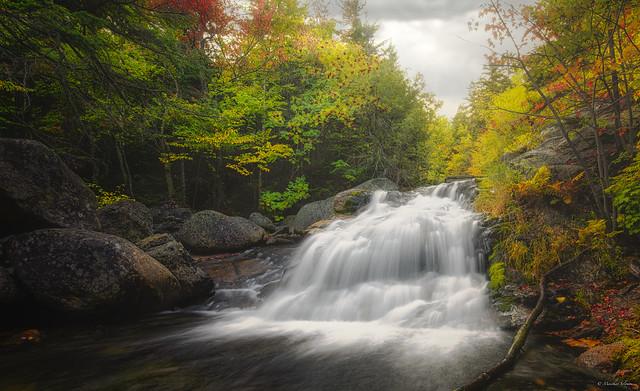 Stream - Crystal Cascade Falls