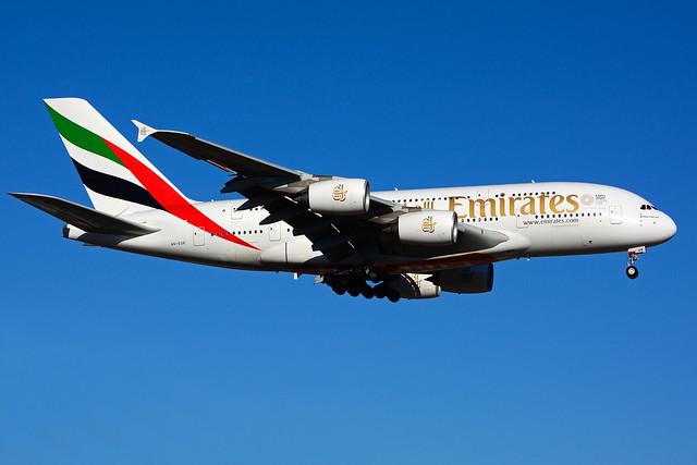 A6-EUK (Emirates)