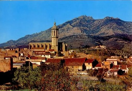 Esparreguera i Montserrat