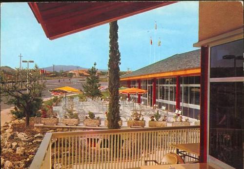terrassa Restaurant Montserrat Exprés Collbató