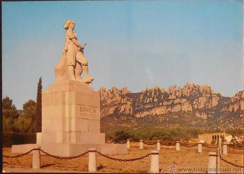 Monument del timbaler del Bruc