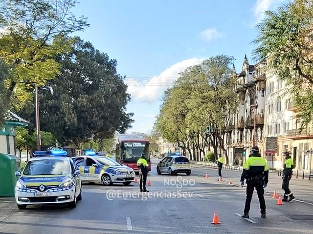 Actuaciones RD de Alarma en Sevilla