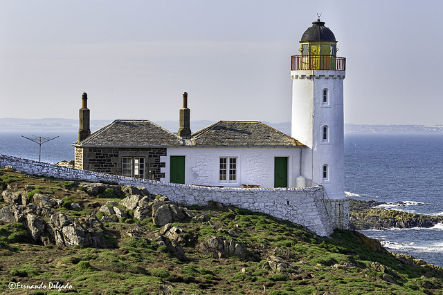 Farol | Lighthouse - Isle of May