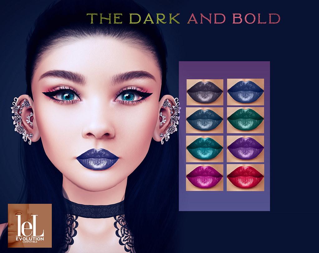 Voodoo Dark Bold – Lelutka Evolution