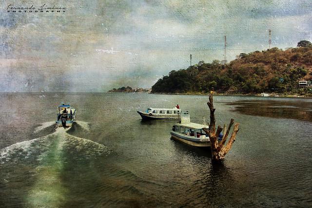 Zarpando/Setting sail