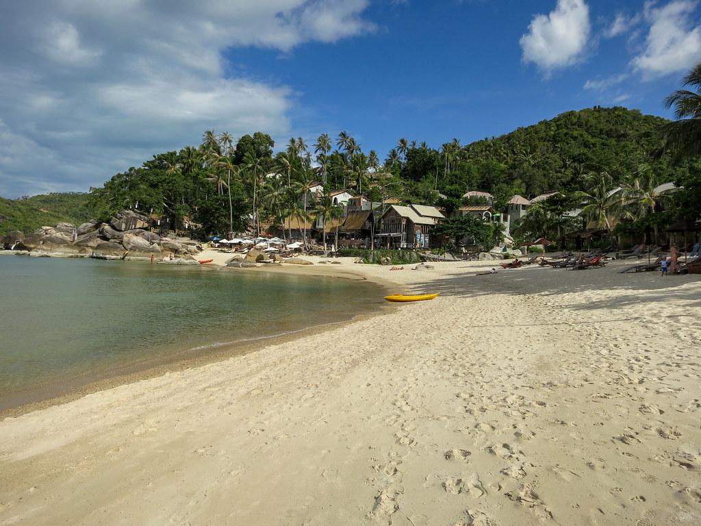 Thong Nai Pan Noi beachfront