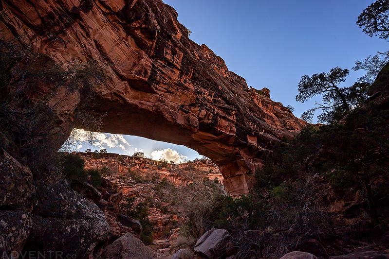 Juanita Natural Bridge