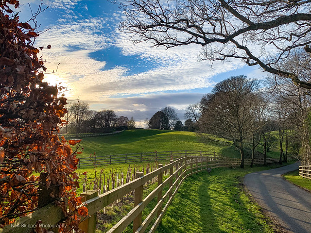 A beautiful evening walk day 93 of my 2020 366 photo project. #ilkley #wharfedale #yorkshire #landscape #365