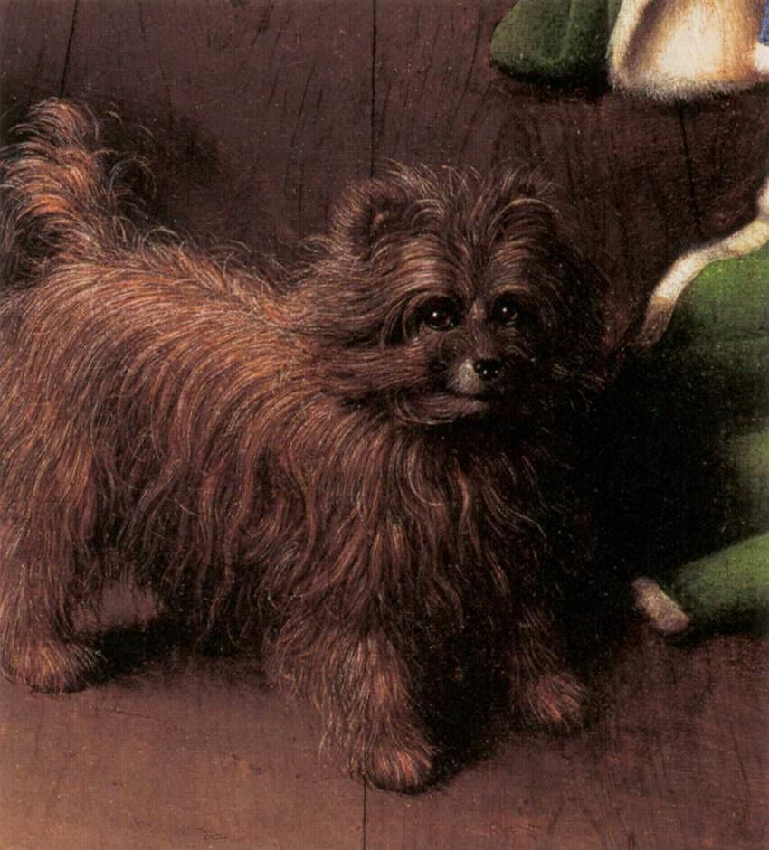 Jan van Eyck (Matrimonio Arnolfini)