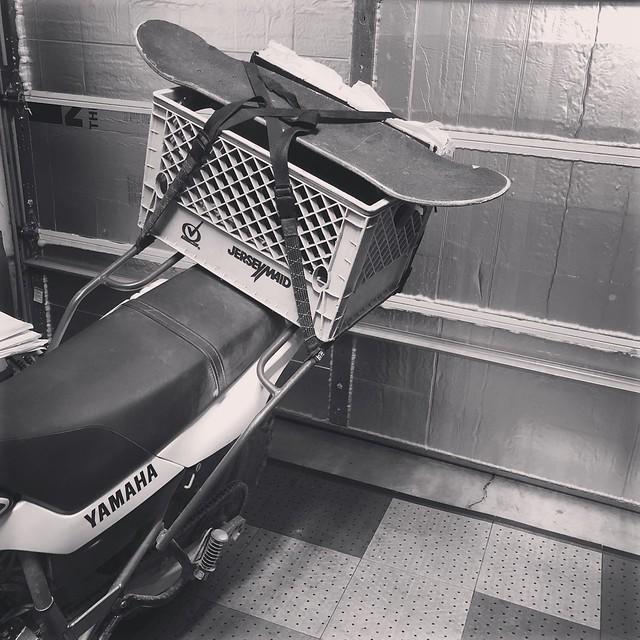 CycleRacks TW200