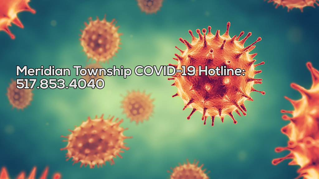 Coronavirus Task Force Update From Meridian Township