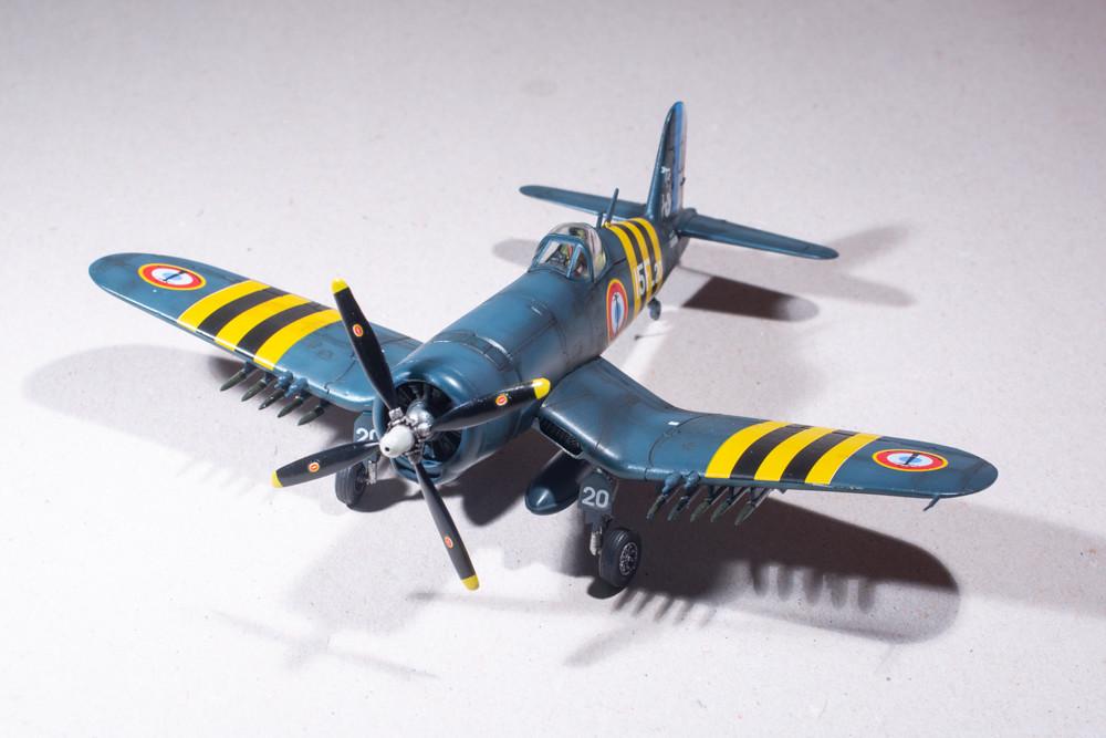 F4U-7 Corsair Italeri