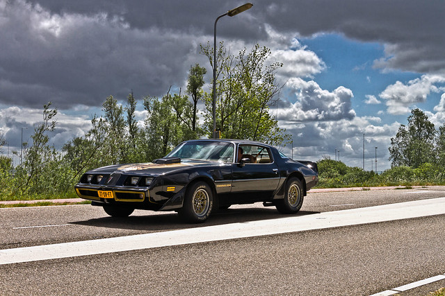 Pontiac Firebird Trans Am Coupé 1979 (0703)