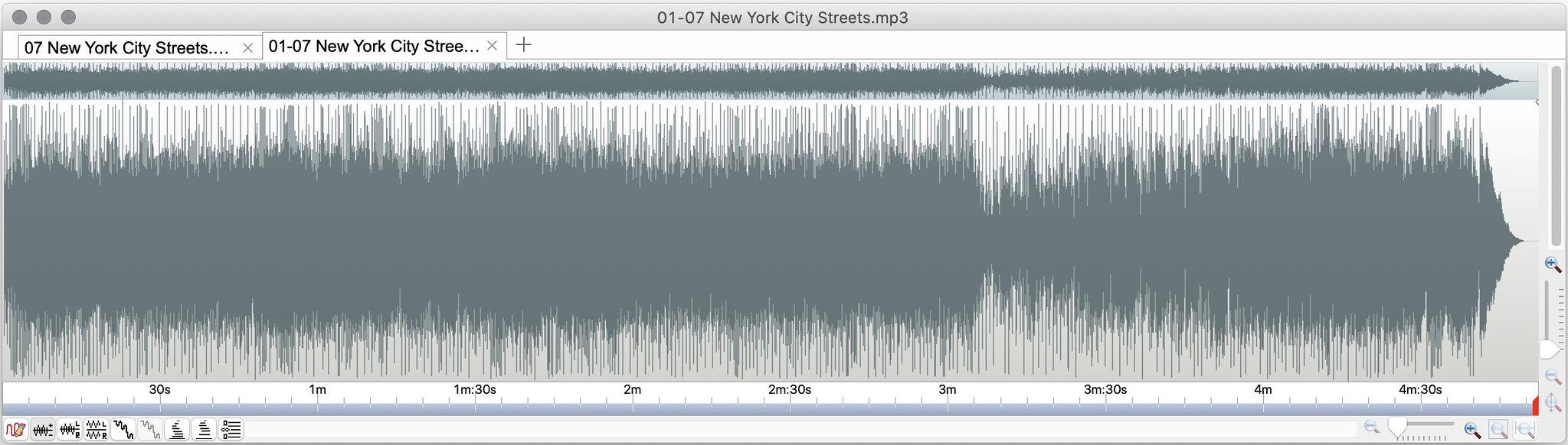 New York City Street 2019