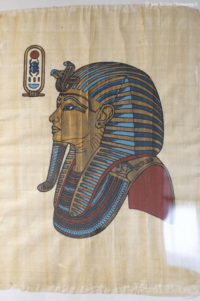 Egyptiläinen taulu