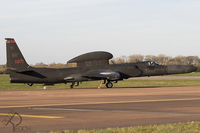 80-1071 / United States Air Force / Lockheed U-2S
