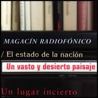 Magacín radiofónico en estado de alarma 02.4.20 #yomequedoencasa #frenarlacurva #haikusdestanteria #quedateencasa