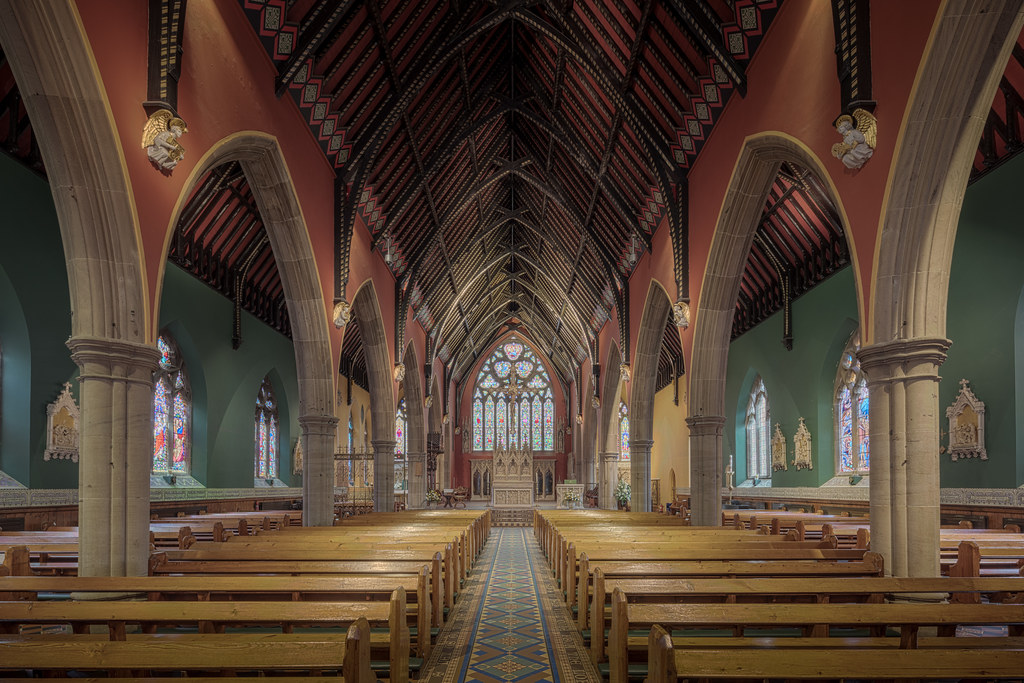 St Marys Cathedral Nave