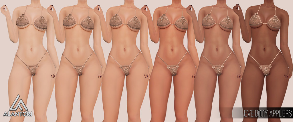 ALANTORI | Eve Body Appliers