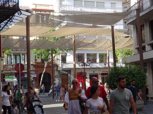De paseo por Sevilla