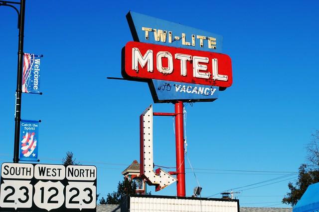 Twi Lite Motel, Wisconsin Dells