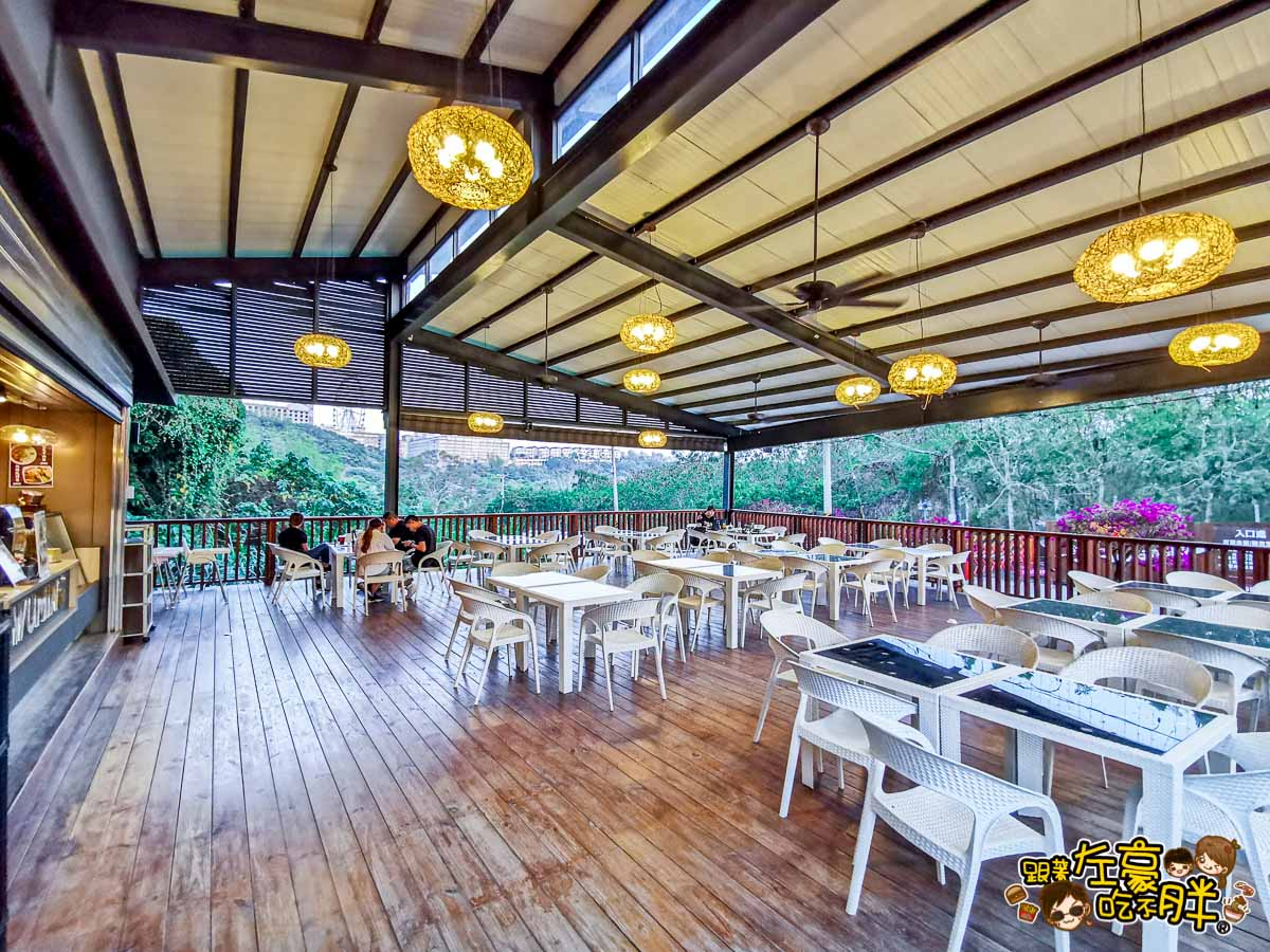 高雄景點 無名咖啡 景觀餐廳-81