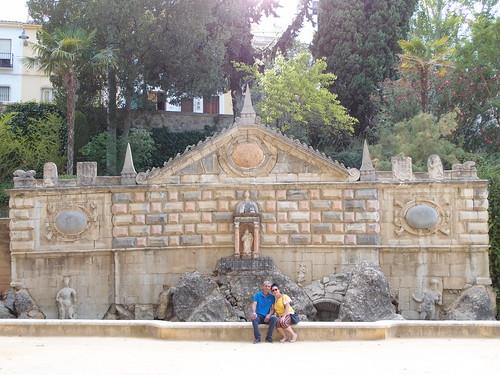 Priego de Córdoba. Fuente de la Salud